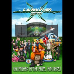 Lawnmower Deth - Unleashed In The East... Midlands! - DVD + CD