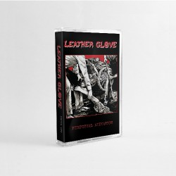 Leather Glove - Perpetual Animation - CASSETTE SLIPCASE