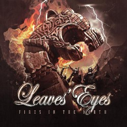Leaves' Eyes - Fires In The North - CD EP DIGIPAK
