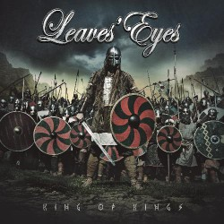 Leaves' Eyes - King Of Kings - 2CD DIGIBOOK