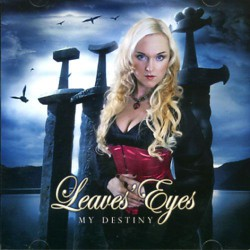 Leaves' Eyes - My Destiny - Maxi single CD