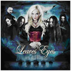 Leaves' Eyes - Njord - DOUBLE LP Gatefold