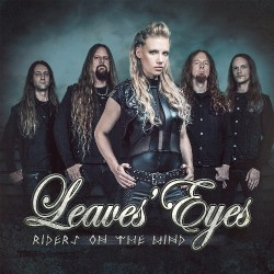 Leaves' Eyes - Riders On The Wind - CD single