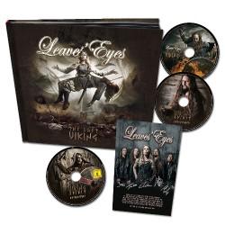 Leaves' Eyes - The Last Viking - 2CD + DVD ARTBOOK