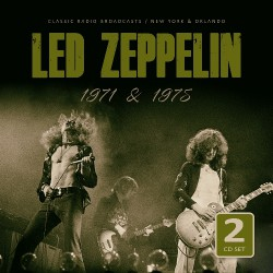Led Zeppelin - 1971 & 1975 - Radio Broadcasts - DOUBLE CD