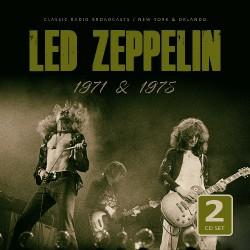 Led Zeppelin - 1971 & 1975 - Radio Broadcasts - DOUBLE CD