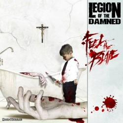 Legion Of The Damned - Feel The Blade - CD