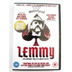 Lemmy - Documentary - DOUBLE DVD