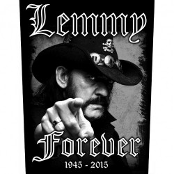 Lemmy - Forever - BACKPATCH