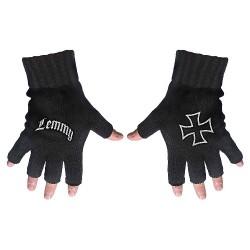Lemmy - Logo & Cross - FINGERLESS GLOVES
