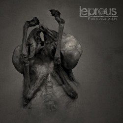 Leprous - The Congregation - DOUBLE LP GATEFOLD COLOURED + CD