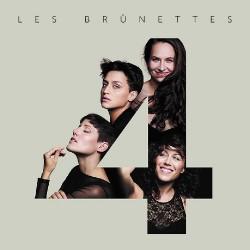 Les Brünettes - 4 - CD DIGIPAK