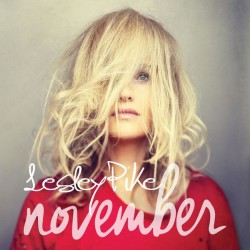 Lesley Pike - November - CD DIGIPAK