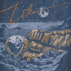 Lethe - The First Corpse On The Moon - CD DIGIPAK