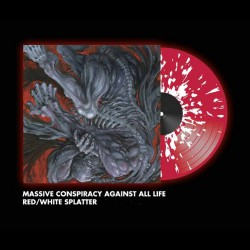 Leviathan - Massive Conspiracy Against All Life - DOUBLE LP GATEFOLD COLOURED