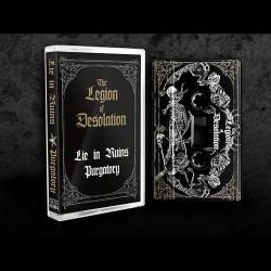 Lie In Ruins - Purgatory - The Legion Of Desolation - CASSETTE