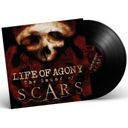 Life Of Agony - The Sound Of Scars - LP Gatefold
