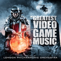 London Philharmonic Orchestra - The Greatest Video Game Music - DOUBLE LP