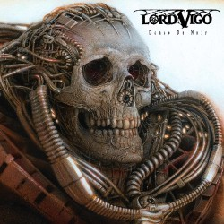 Lord Vigo - Danse De Noir - LP COLOURED