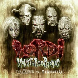 Lordi - Monstereophonic (Theaterror vs. Demonarchy) - CD DIGIPAK