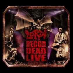 Lordi - Recordead Live - Sextourcism In Z7 - BLU-RAY + 2CD DIGIPAK