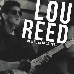 Lou Reed - New York In LA 1989 - DOUBLE LP Gatefold