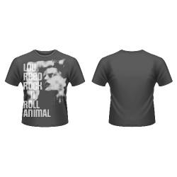 Lou Reed - Rock n' Roll Animal - T-shirt (Men)
