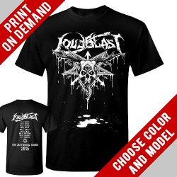 Loudblast - Burial Ground - Print on demand
