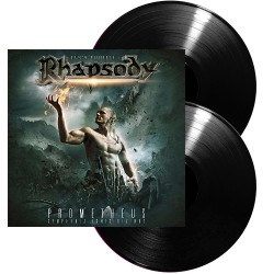 Luca Turilli's Rhapsody - Prometheus - Symphonia Ignis Divinus - DOUBLE LP Gatefold