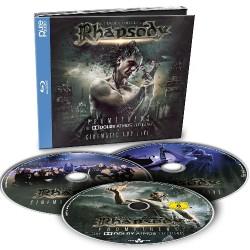 Luca Turilli's Rhapsody - Prometheus - The Dolby Atmos Experience - 2CD + BLU-RAY
