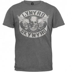 Lynyrd Skynyrd - Biker Patch 2 - T-shirt (Homme)