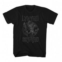 Lynyrd Skynyrd - Eagle Guitar 73 - T-shirt (Homme)