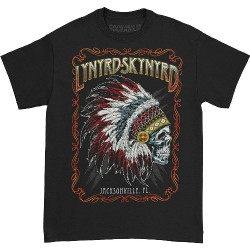 Lynyrd Skynyrd - Indian Skeleton - T-shirt (Homme)