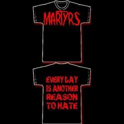 MARTYRS - Logo - T-shirt (Men)