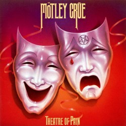 Mötley Crüe - Theatre Of Pain - LP