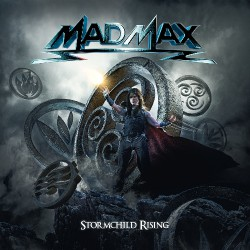 Mad Max - Stormchild Rising - CD DIGIPAK