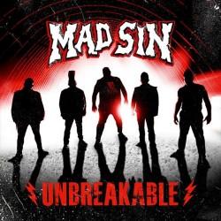Mad Sin - Unbreakable - LP GATEFOLD + CD