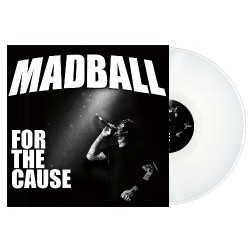 Madball - For The Cause - LP Gatefold Coloured