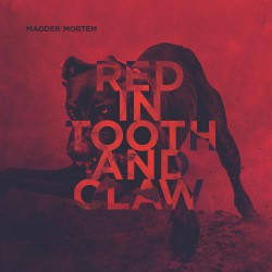 Madder Mortem - Red In Tooth And Claw - LP