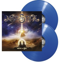 Majestica - Above The Sky - DOUBLE LP GATEFOLD COLOURED