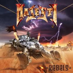 Majesty - Rebels - CD DIGIPAK