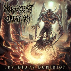 Malevolent Creation - Invidious Dominion - CD