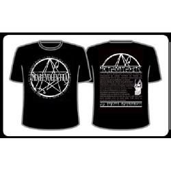 Malevolentia - Sigil - T-shirt (Men)