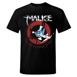 Malice - License To Kill - T-shirt (Homme)