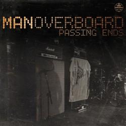 Man Overboard - Passing Ends - CD DIGIPAK