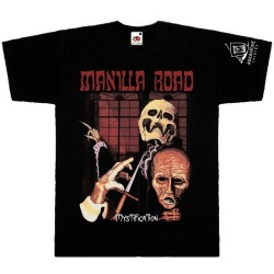 Manilla Road - Mystification - T-shirt (Men)