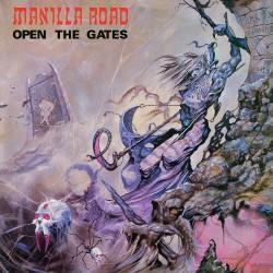 Manilla Road - Open The Gates - LP COLOURED