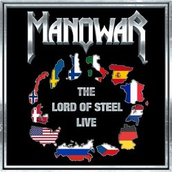 Manowar - The Lord of Steel Live - CD EP