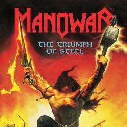 Manowar - The Triumph Of Steel - DOUBLE LP Gatefold