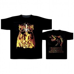 Marduk - Demongoat - T-shirt (Homme)